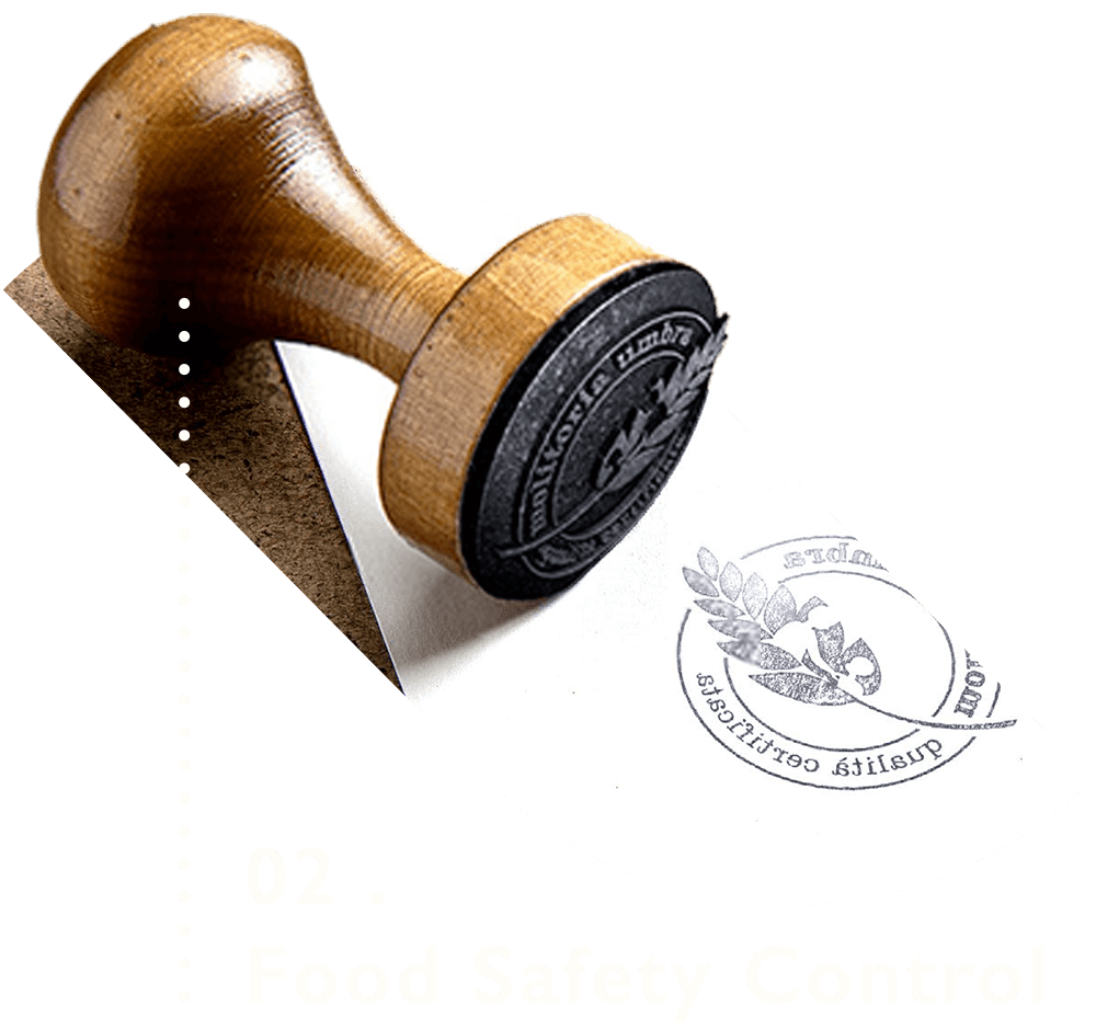 molitoria umbra - food safety control